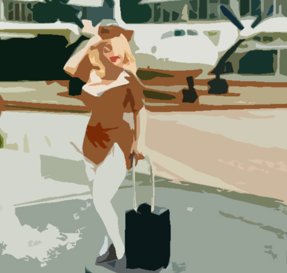 Jobless stewardesses exploring new opportunities in adult entertainment industry