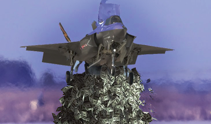 F-35 program faces difficulties